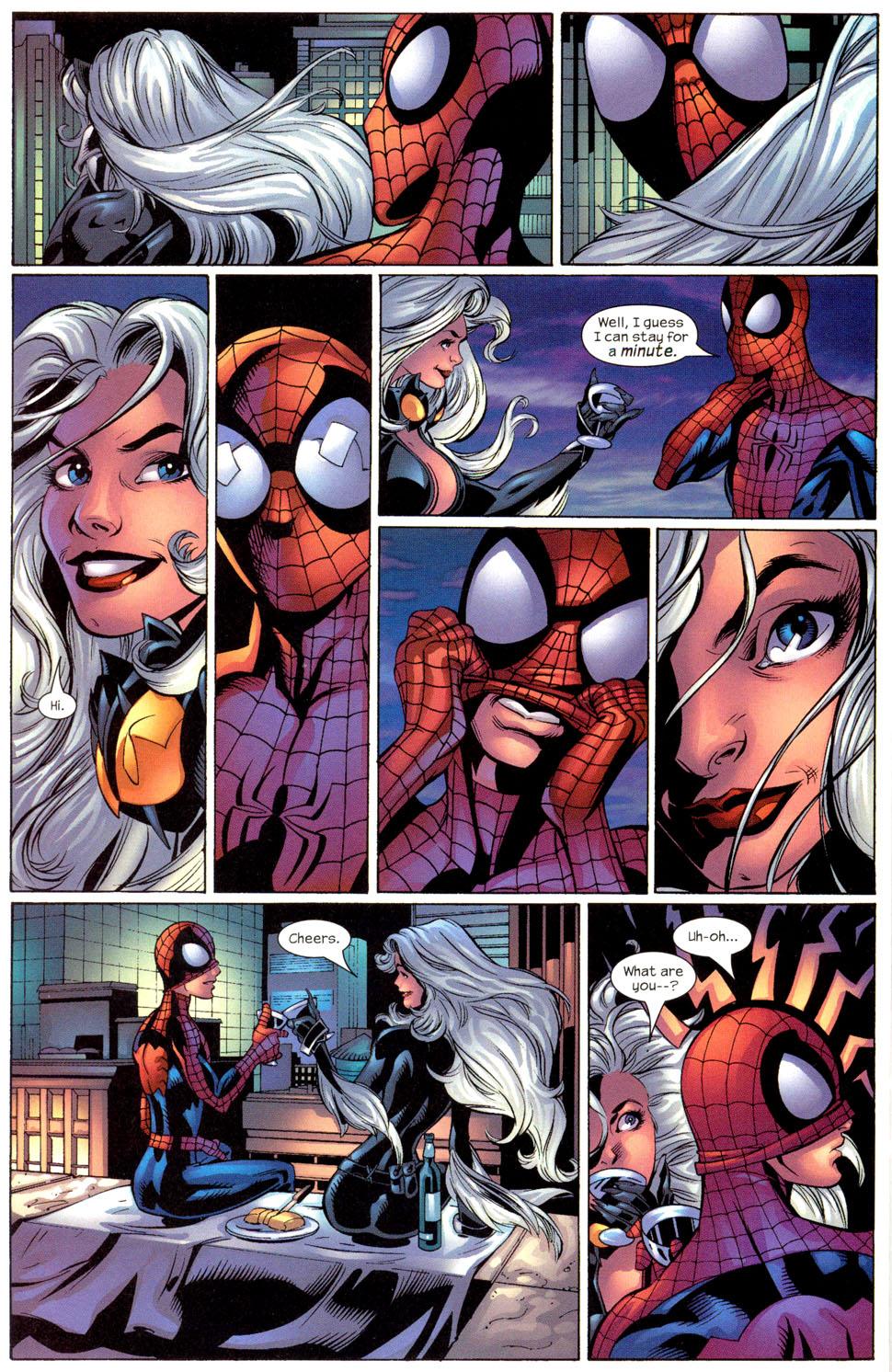 Displaying 18 gt  Images For - Marvel Ultimate Black Cat   Ultimate Spider Man Tv Series Black Cat