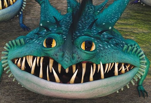 Image - Green thunderdrum.jpg - How to Train Your Dragon Wiki