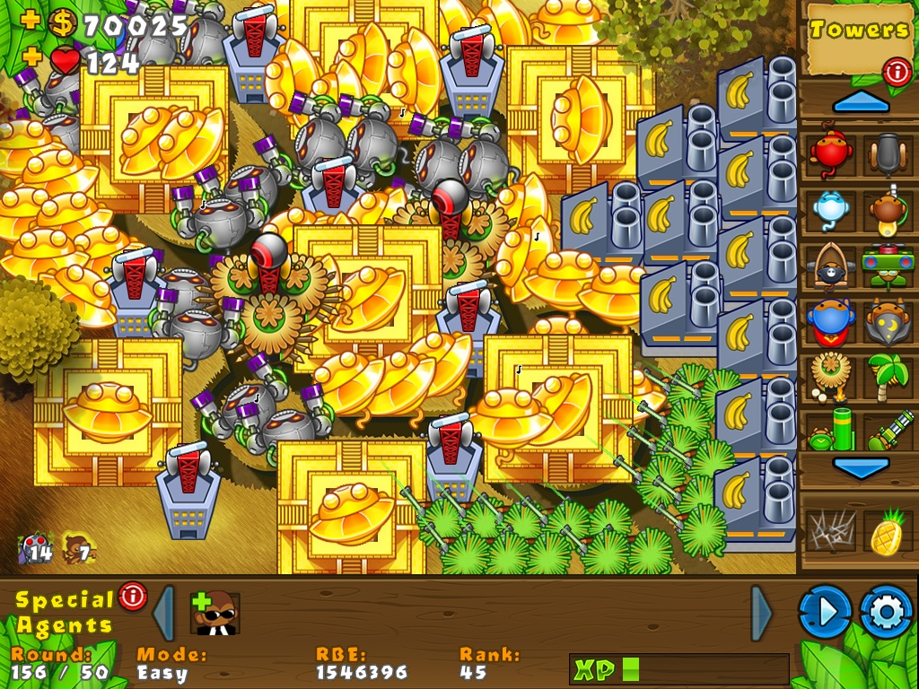 Image - Bloom circles defence formation.jpg - Bloons Wiki ...