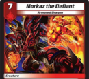 Morkaz the Defiant