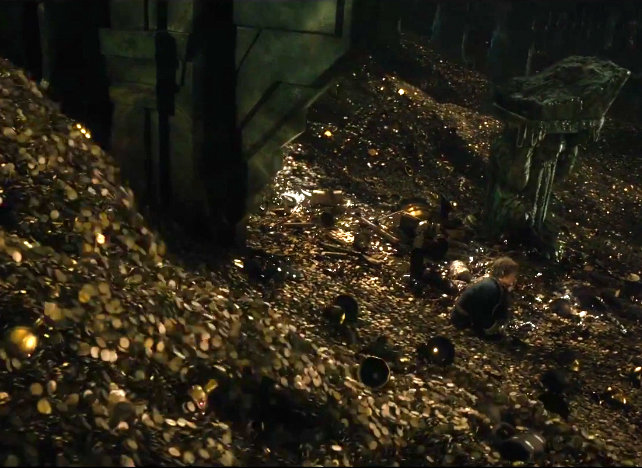 Smaug And The One Ring