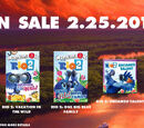 Purio/Rio 2 Books on Sale next Tuesday