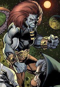 Tryco Slatterus (Earth-616) from Avengers Assemble Vol 2 8