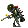 Plants vs Zombies: Garden Warfare Foot Soldier Zombie