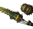 Ravenous Gunlance (MH4U)