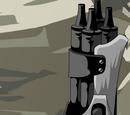 Frozen Gatling Gun