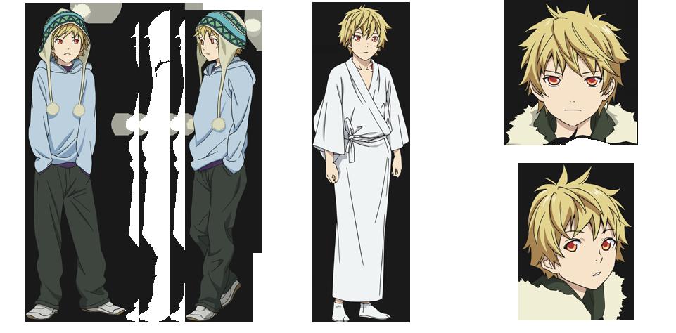 Character Design Wiki : Yukine noragami wiki