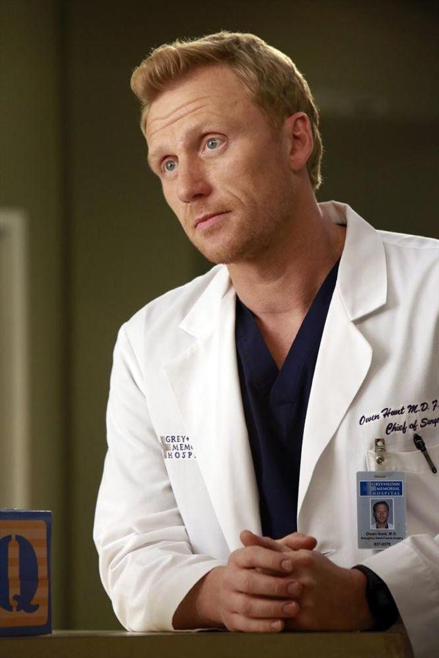 GreyS Anatomy Owen
