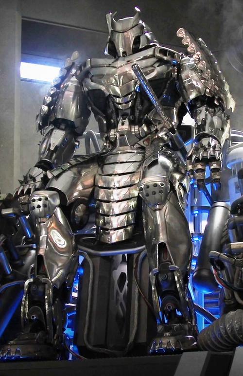 Silver Samurai (armor) - Marvel Movies - Wikia  Silver Samurai ...