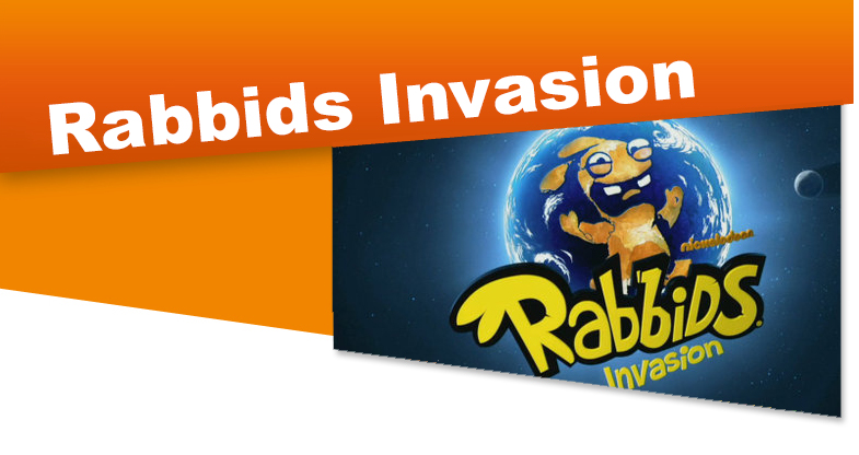 Rabbids Invasion  1 MINUTE 1 SPORT Compilation