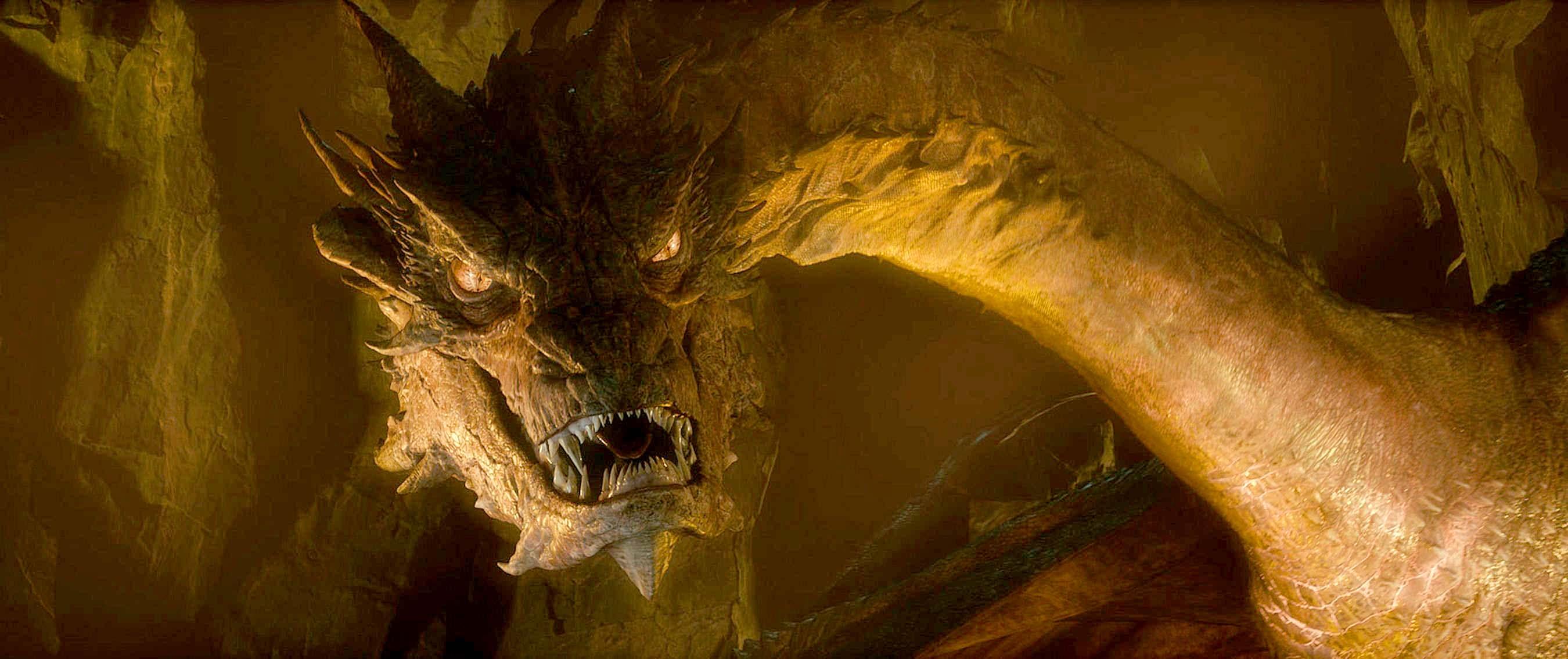 [Film Trilogie] Le Hobbit (2012/2013/2014) Smaug