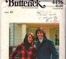 Butterick 4475 A
