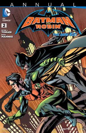 [DC Comics] Batman: discusión general 300px-Batman_and_Robin_Annual_Vol_2_2