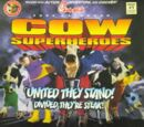 INDEPENDENT COMICS: Chick-Fil-A Cow Superheroes