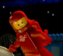 Red Spaceman