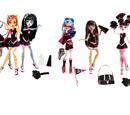 Go Monster High Team!!!