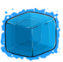 Blue Ice Cube Before 2015 revamp.png