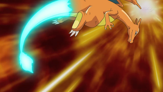 All Ash's Charizard moves - YouTube