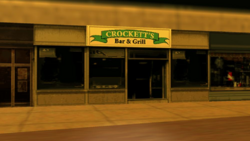 Crockett's Bar & Grill