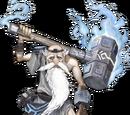Dyntos, dieu de la forge