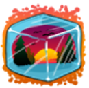 Autumn Sunset Ice Cube.png