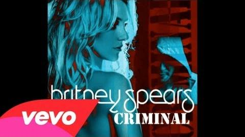 Britney Spears - Criminal (Radio Mix (Audio))