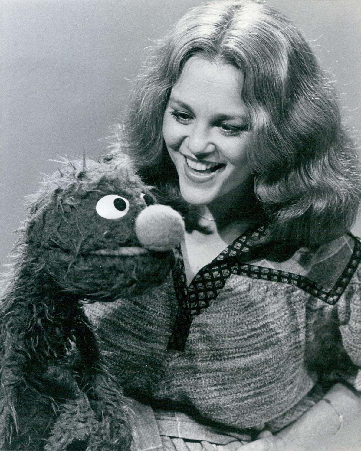 Madeline Kahn and grover