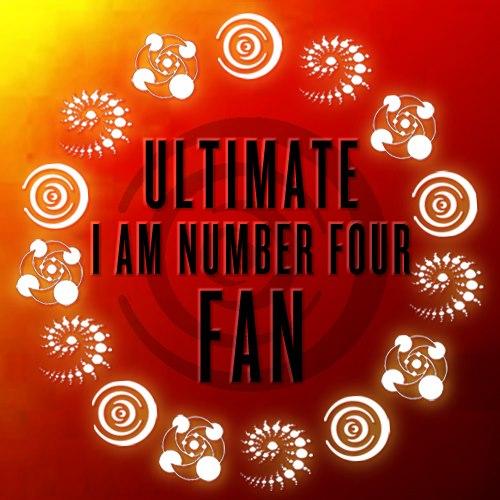 i am number 4 logo - photo #14
