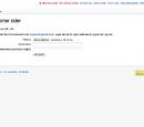 Wiki-krangelen 30. november 2013