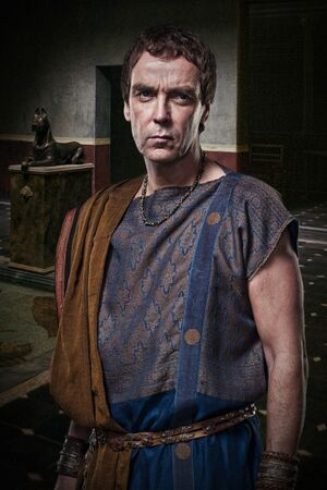 Gods of the Arena Batiatus