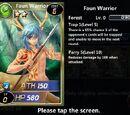 Faun Warrior