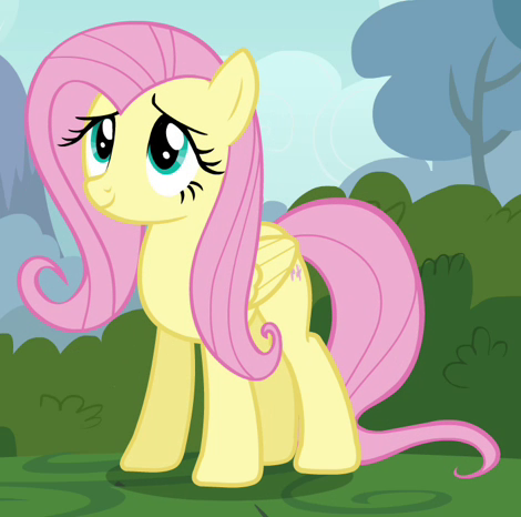 Fluttershy – element of kindness
