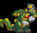 Dragón Malabarista