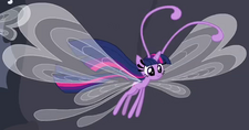 Twilight Sparkle Breezie ID S4E16
