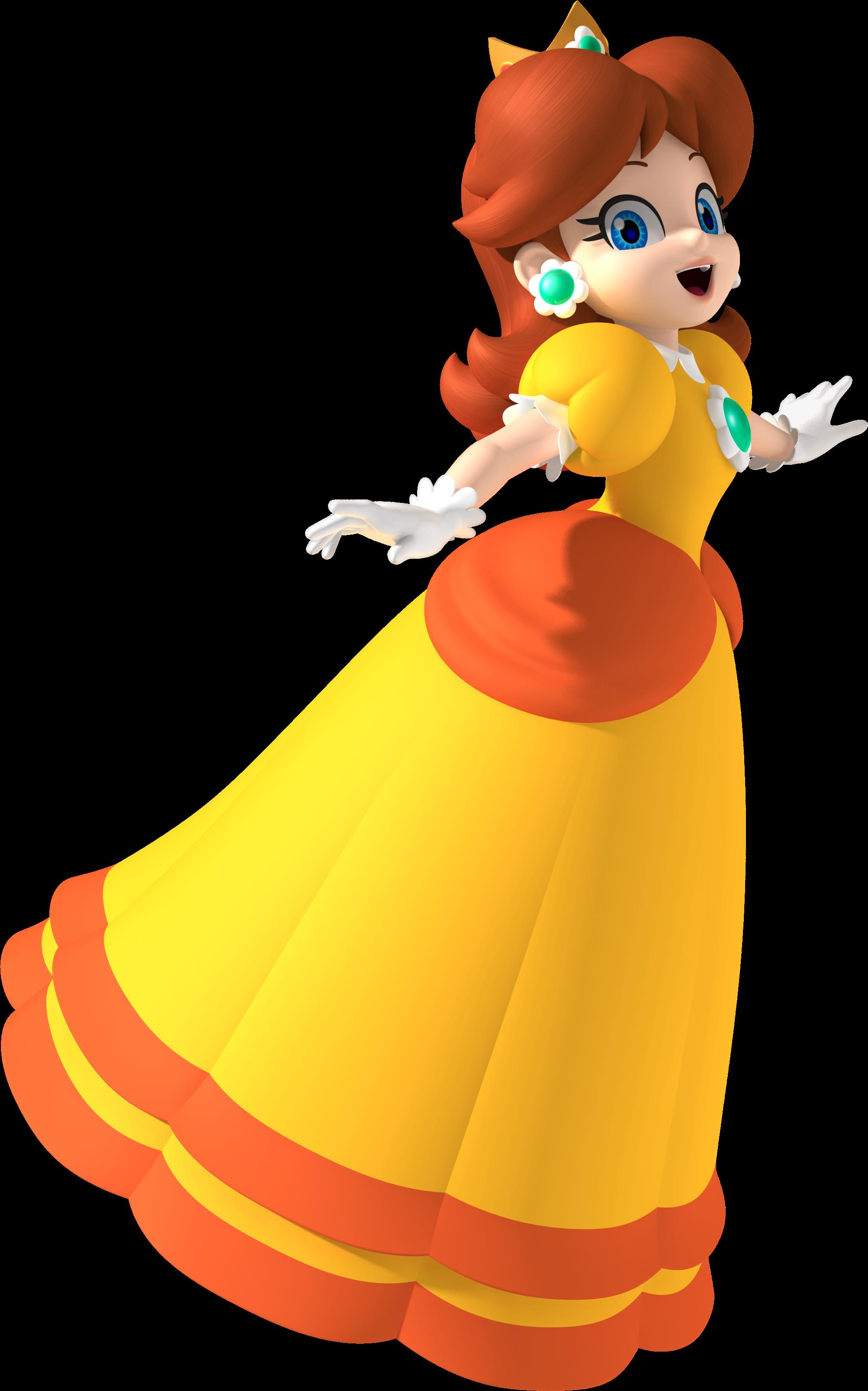 Princess daisy mariowiki the encyclopedia of everything - Princesse dans mario ...