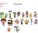 Total Drama: Super Cartoons Season 1