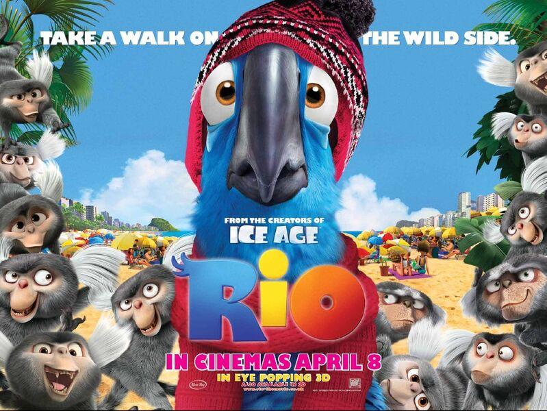 Image rio movie poster jpg rio wiki