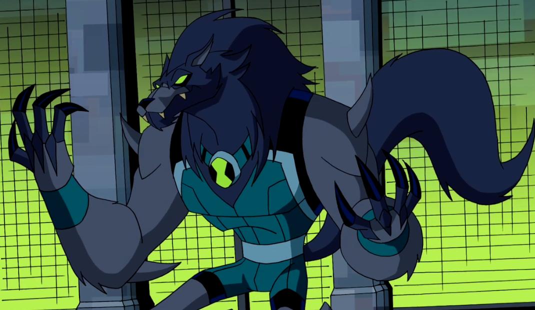 Blitzwolfer - Ben 10 Omniverse Wiki