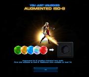 Augmented ISO-8 Unlocked