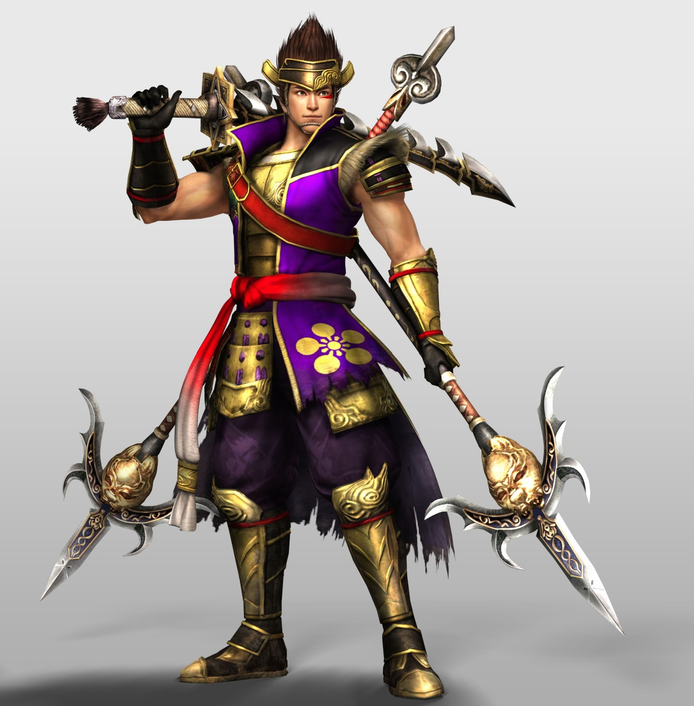 The Protectors of Ransei! *New and improved* Toshiie-sw4