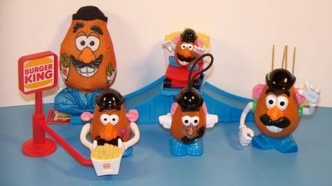 Mr. Potato Head (Burger King, 1999)
