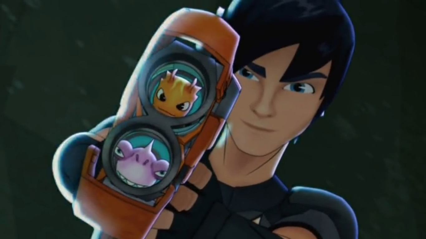 Size of this preview  640   215  360 pixels   Other resolutions  320    Slugterra Double Barrel Blaster