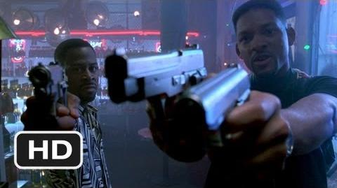 Freeze Mother Bitches! - Bad Boys (3 8) Movie CLIP (1995) HD