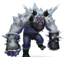 Frostland Guardian (Rock Fist)