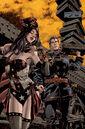 Superman Wonder Woman Vol 1 5 Textless Steampunk Variant.jpg