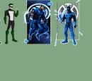 Blue Lantern Corps Members