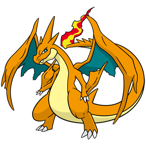 File 006charizard Mega Y Dream Png