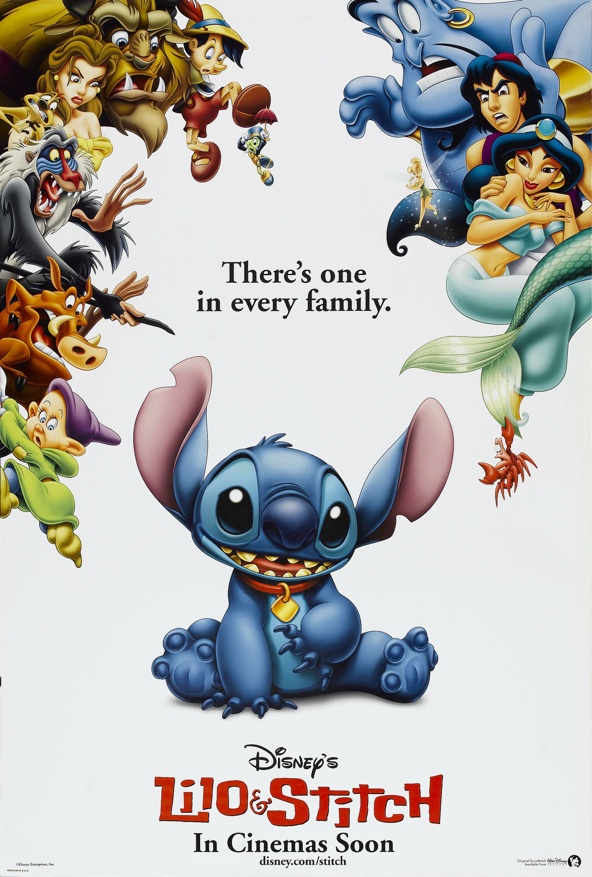 It's just a photo of Invaluable Lilo and Stitch Pictures