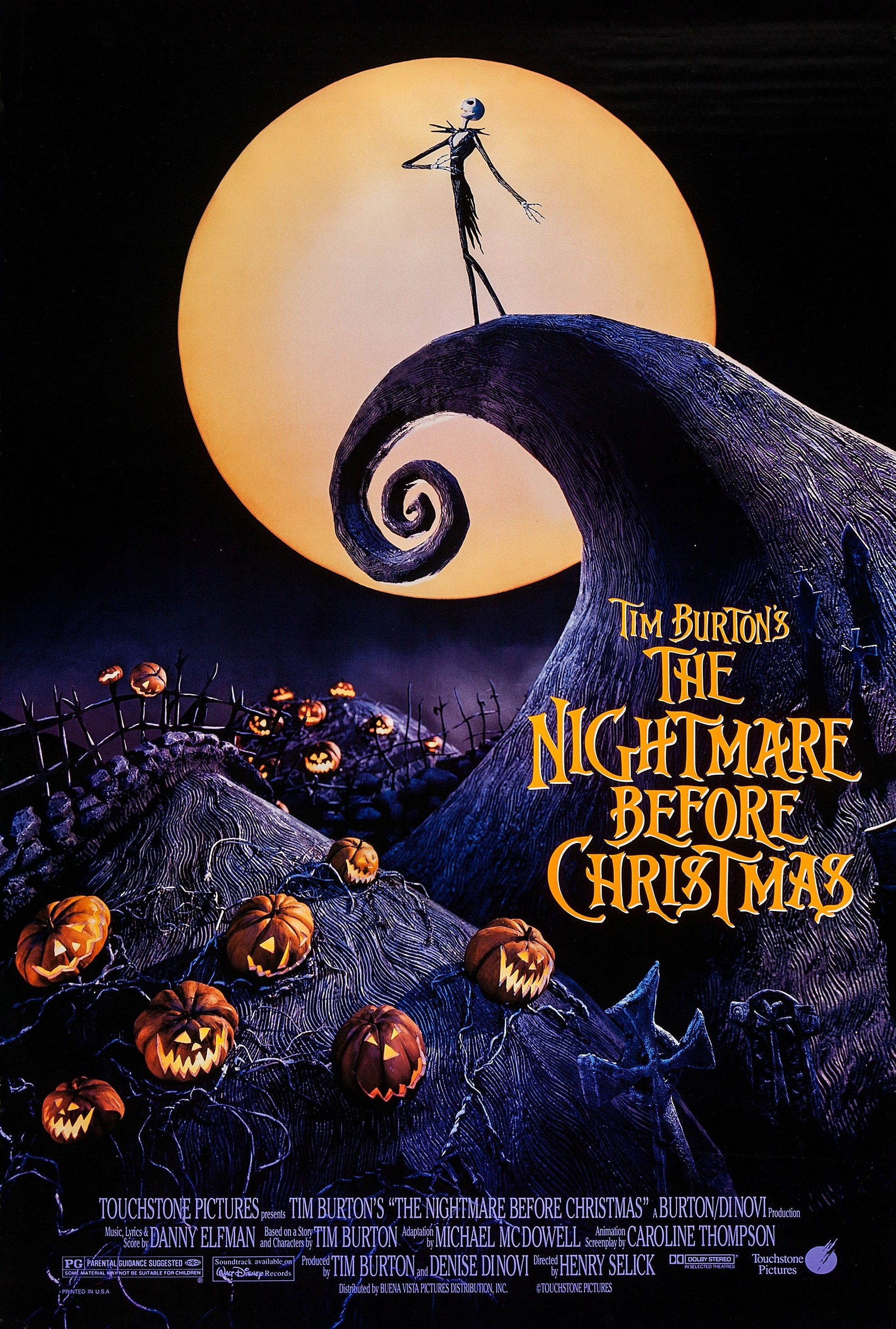 The Nightmare Before Christmas - Disney Wiki