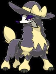 Pokemon Shiny Furfrou